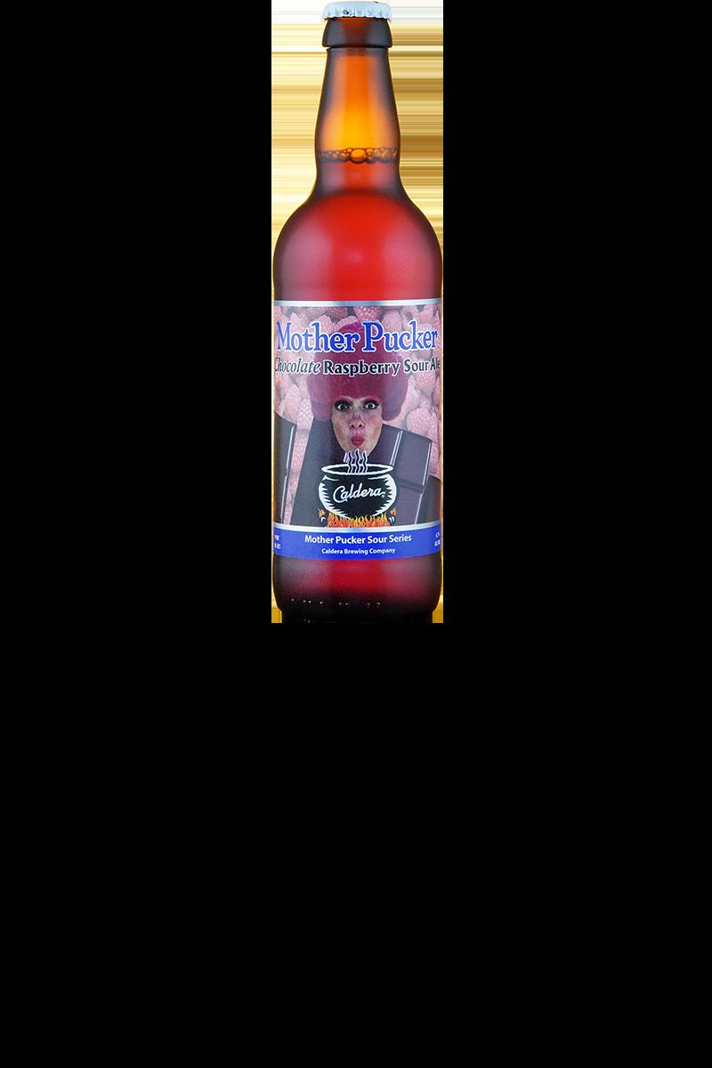 Caldera Mother Pucker® Chocolate Raspberry Sour