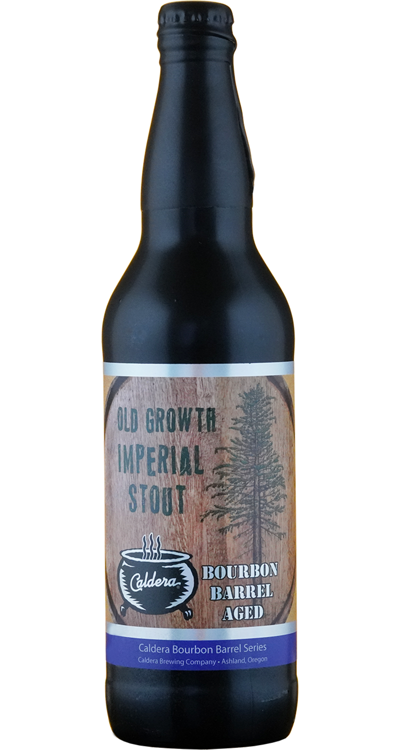 Caldera Bourbon Barrel Aged Old Growth Imperial Stout®