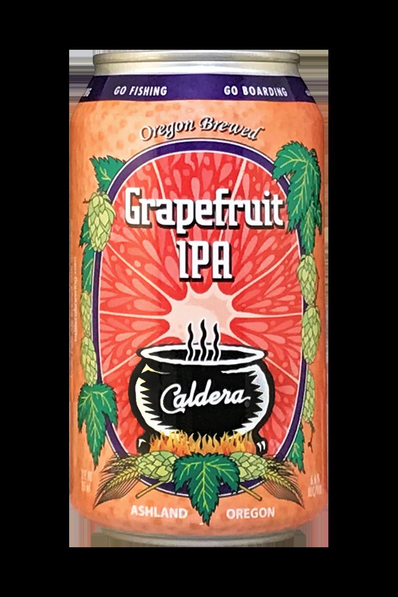 Caldera Grapefruit IPA: JANUARY RELEASE