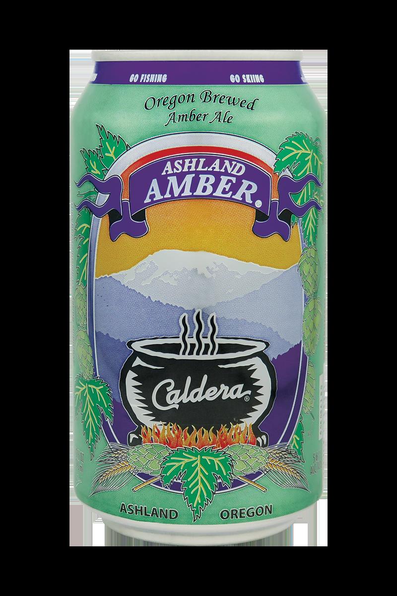 Caldera Ashland Amber®